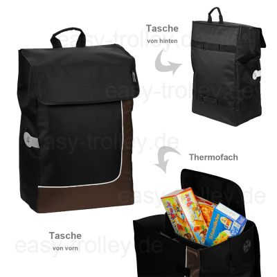 Scala Shopper Plus Moro schwarz Bild 5