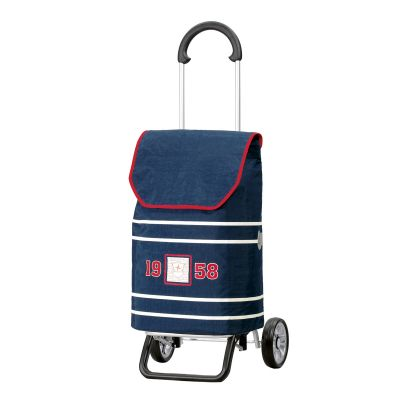 Scala Shopper  Plus Sail blau