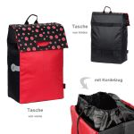 Scala Shopper  Plus Lola  rot Bild 5