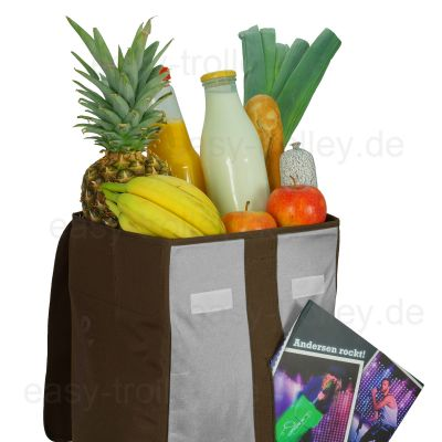 Alu Star Shopper Vita braun Bild 5