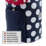Royal Shopper (Treppensteiger) Dots blau Bild 2