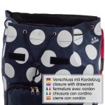 Royal Shopper (Treppensteiger) Dots blau Bild 5